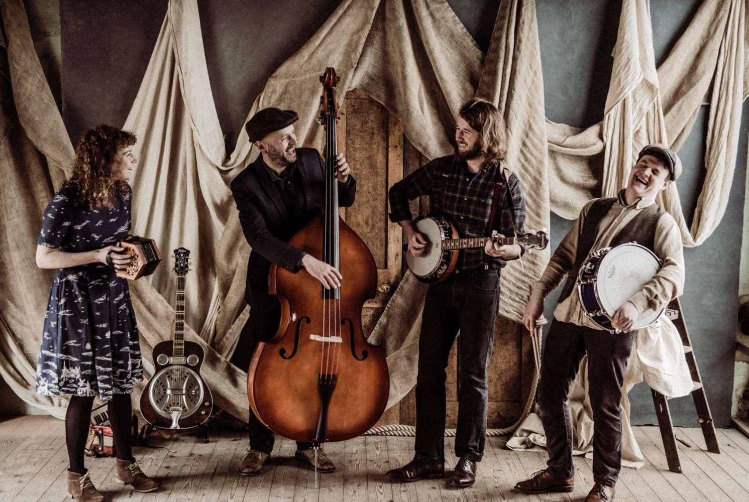 Wildwood Folk Band Main