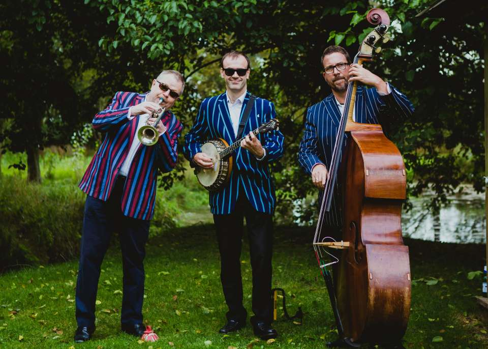 12th Street Dixieland Band | Surrey Jazz Wedding Band For Hire