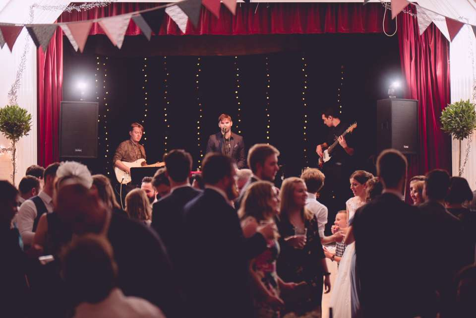 The Wandering Lights | Wedding Band London