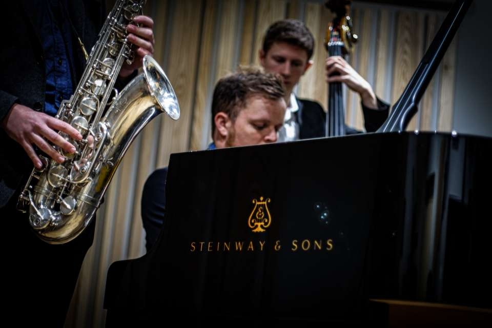 All of Me jazz band book coventry wedding