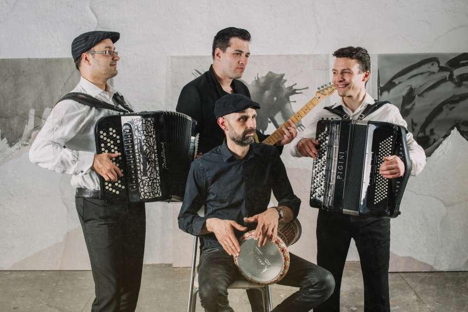 Balkanista London Folk Band For Hire
