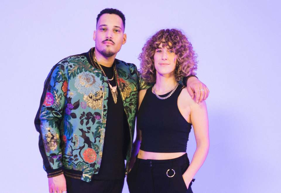 Benny Ru London DJ Vocal Duo For Hire
