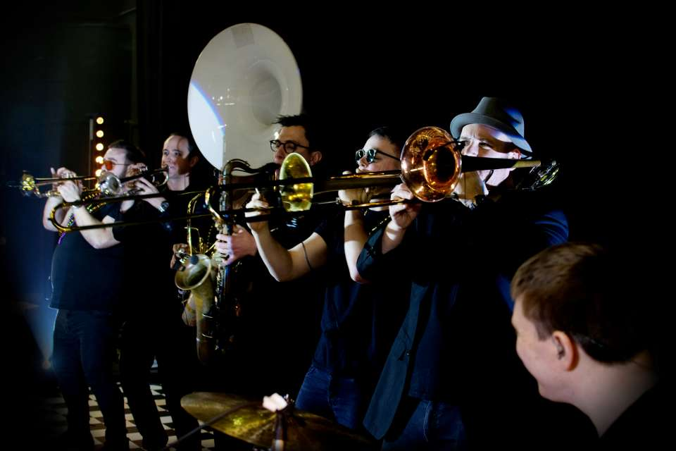 Big Easy Brass Band 5