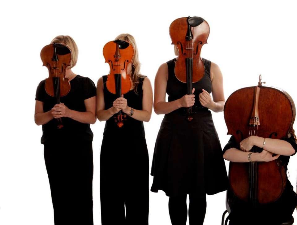 Blackman String Quartet Wales