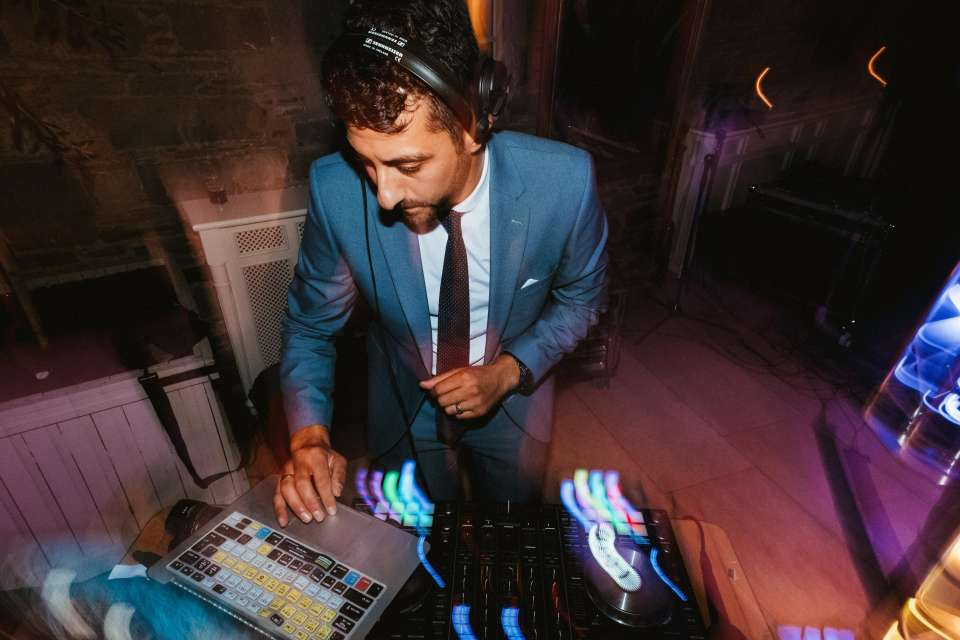 DJ Peter P | London DJ For Hire
