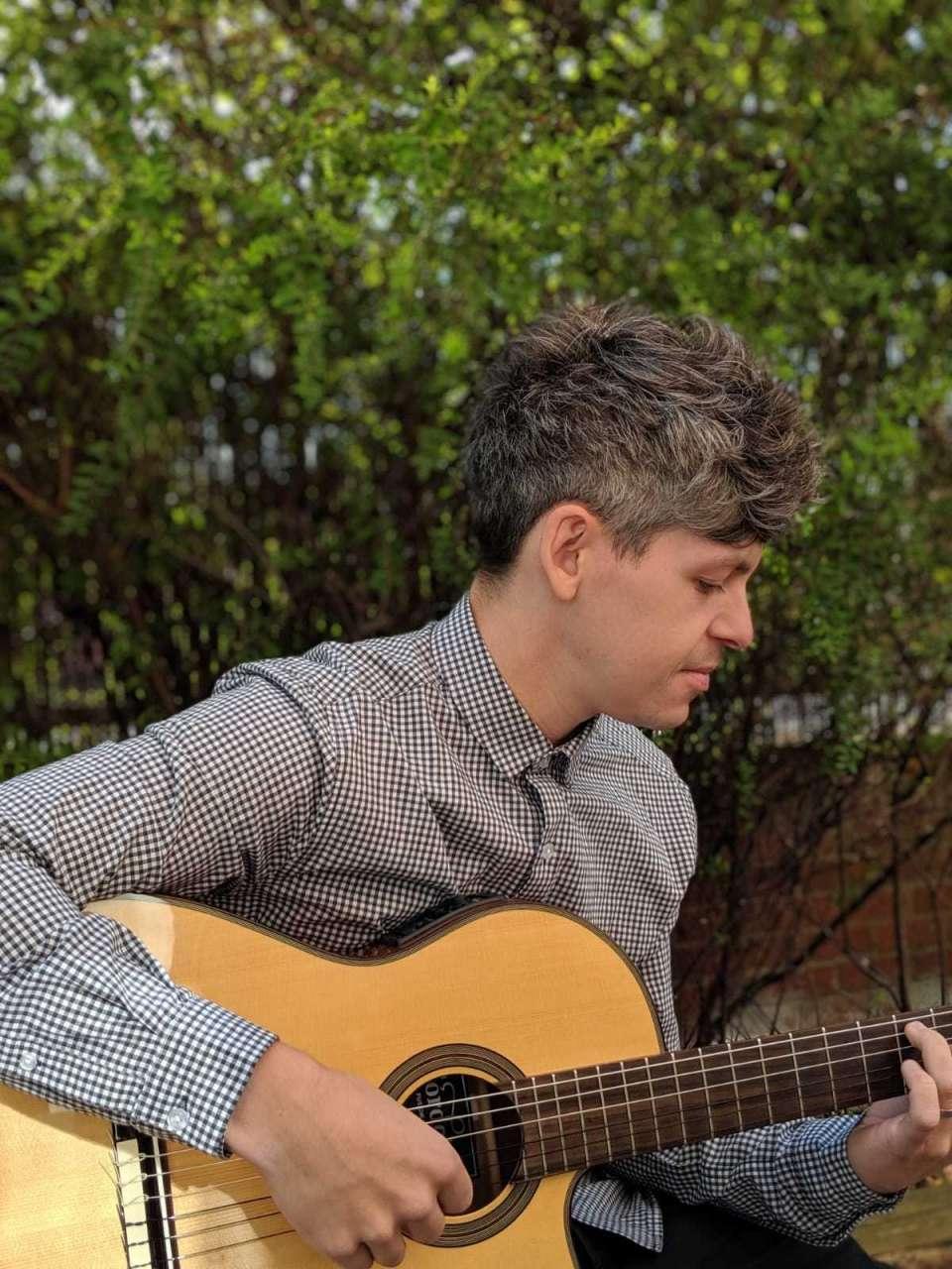 Danny A wedding guitar Liverpool