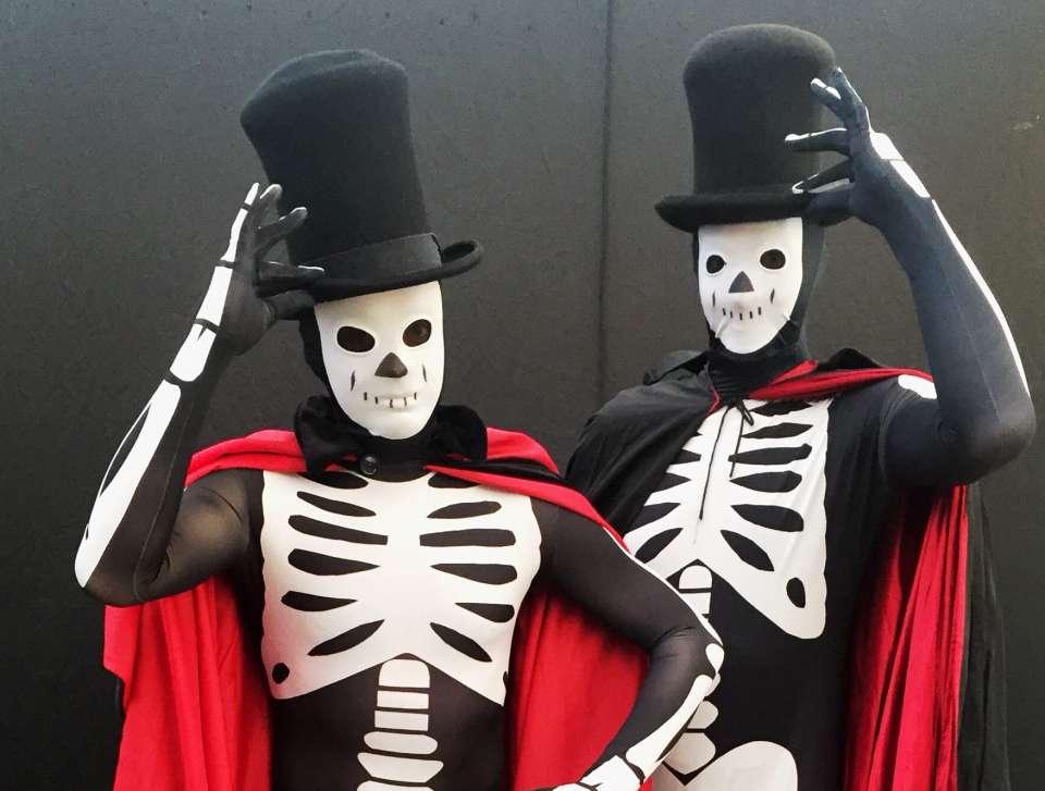 Horror Halloween Characters MAIN
