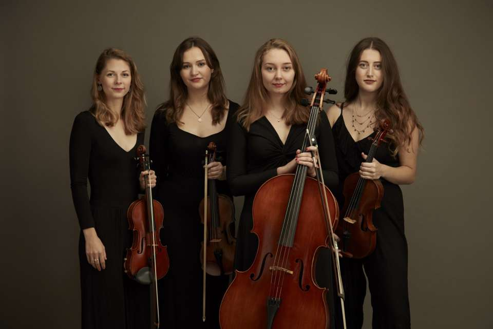 Ixta Strings Birmingham String Quartet For Hire 1
