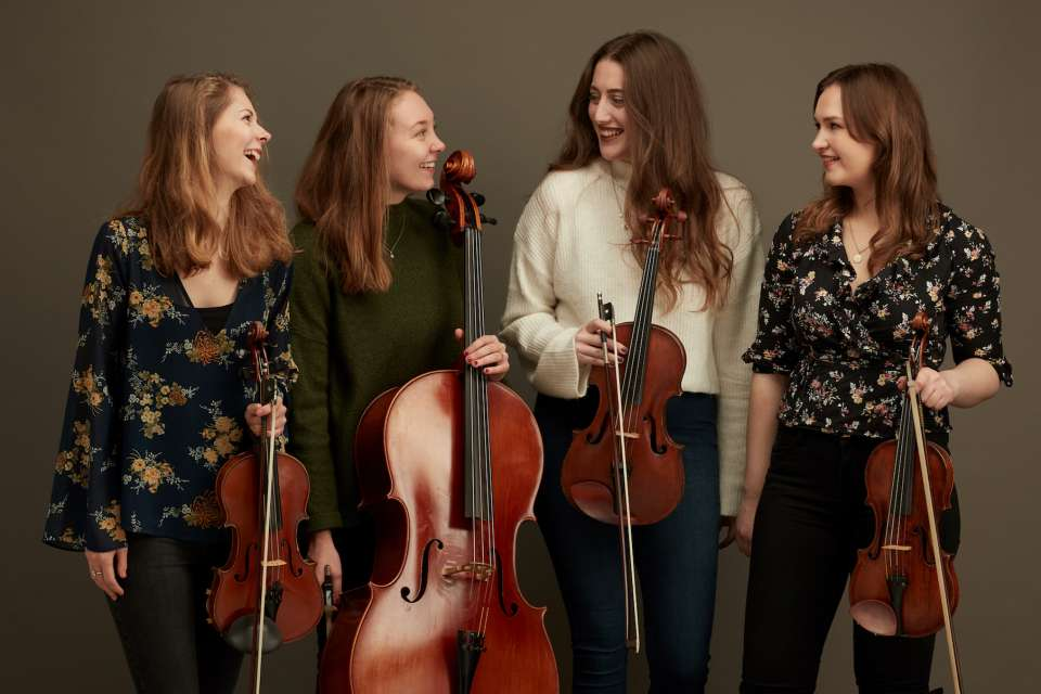 Ixta Strings Birmingham String Quartet For Hire