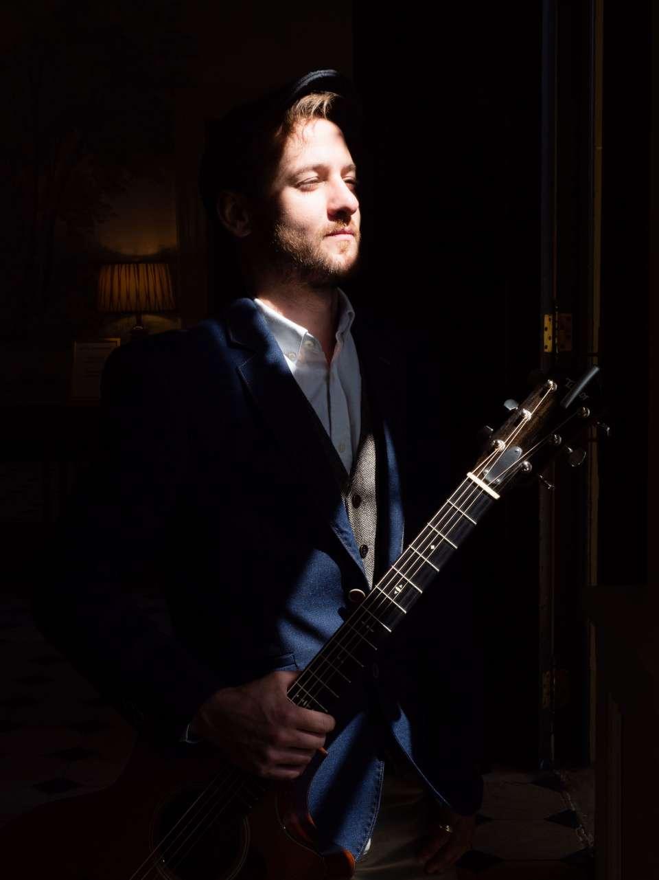 John R Guitar Bristol Wedding