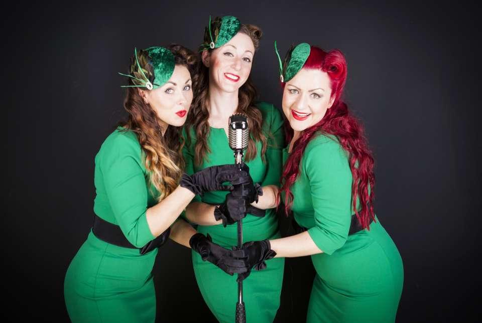 Sister Swing | Singers Derbyshire