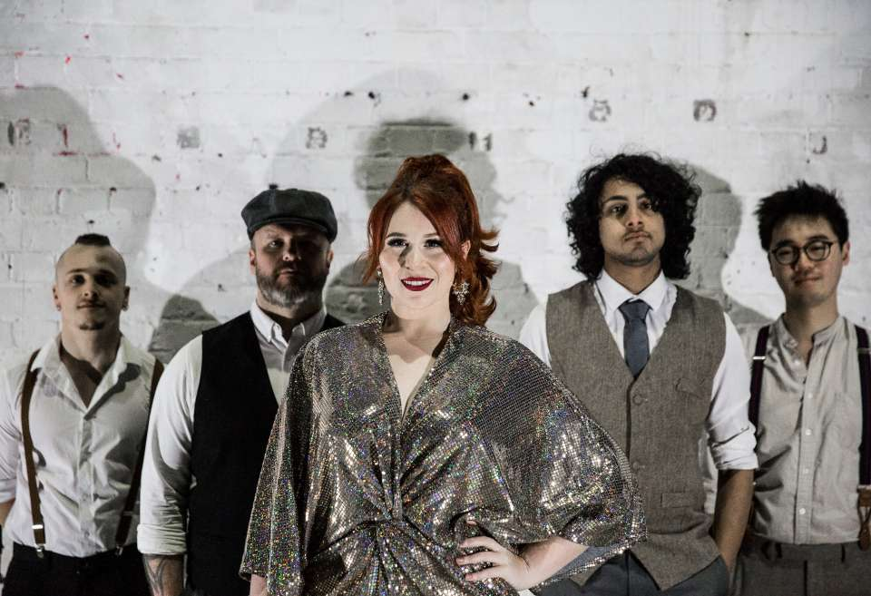 Smoke Mirrors Manchester Wedding Band For Hire MAIN
