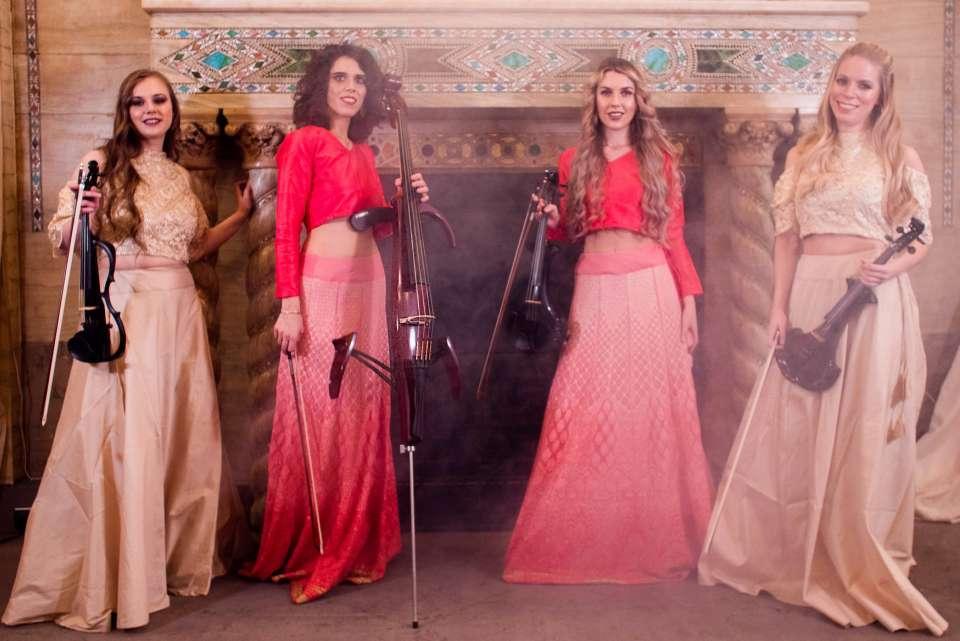 Starlight Strings London String Quartet For Hire2