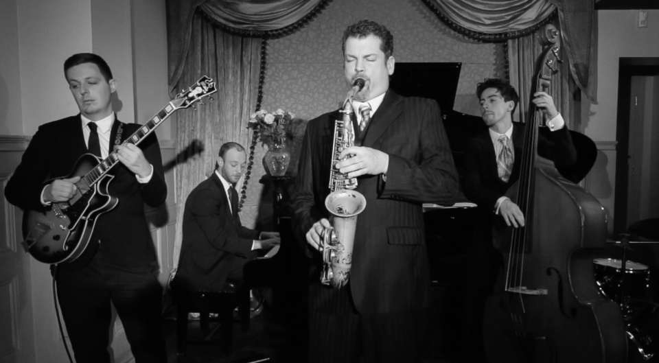 Swing Easy London Jazz Band Main