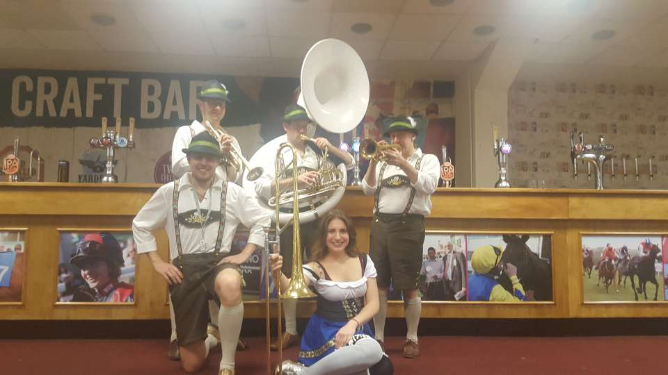 The London Oompah Band 1