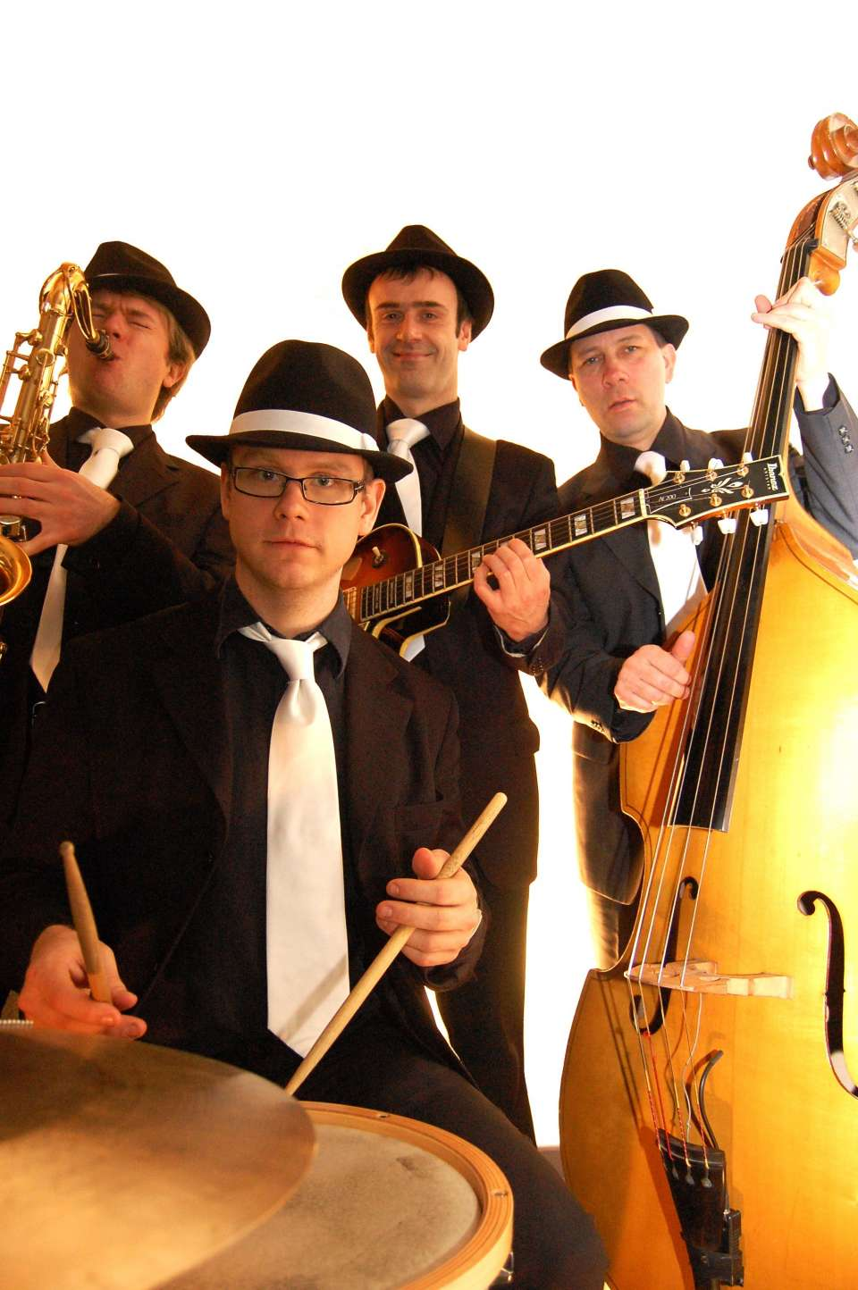 The Slick City Swingers London Jazz Band For Hire 1