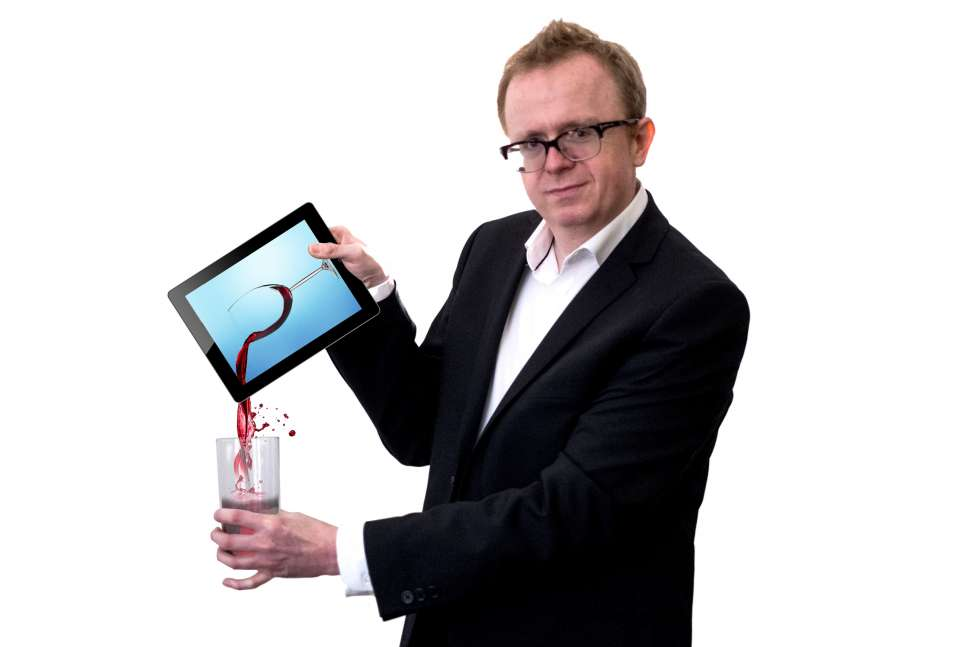 The Tablet Magician MAIN