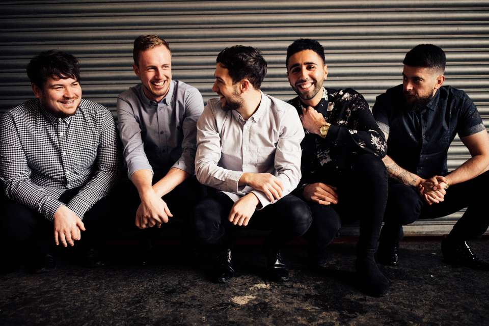 The Trebletones Liverpool Party Band For Hire