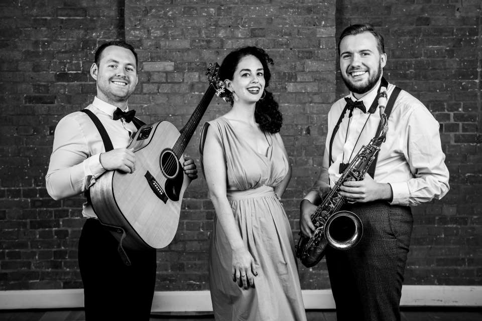 The Vintage Wanderers Hampshire Wandering Band For Hire 1
