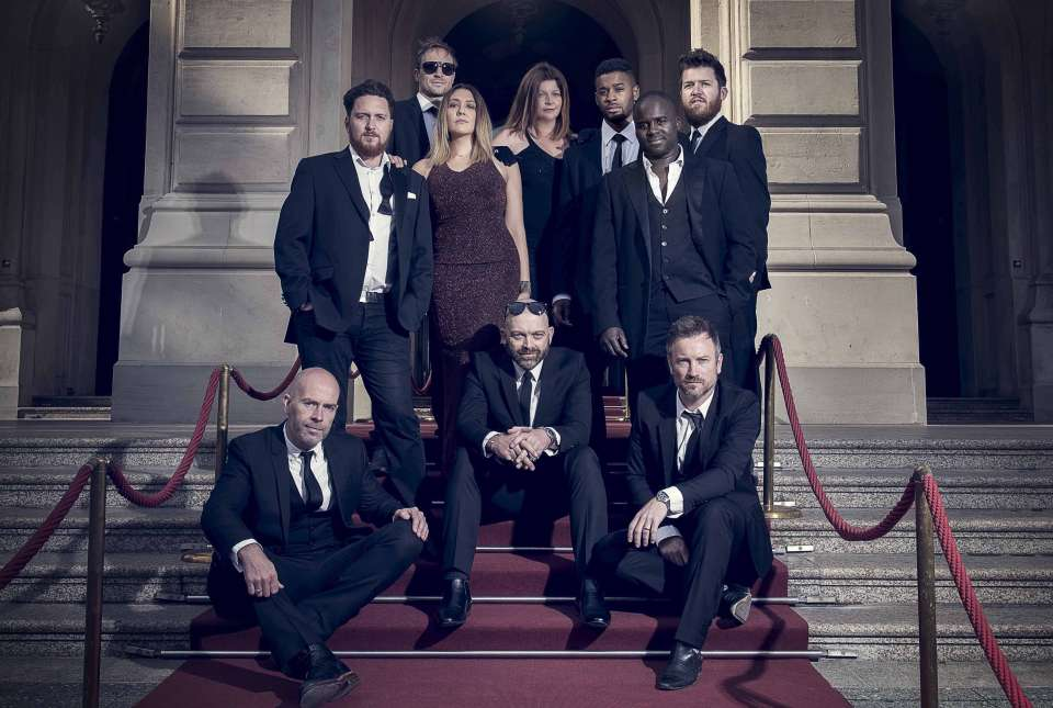 All Time All Stars | London R&B and Soul Band For Hire