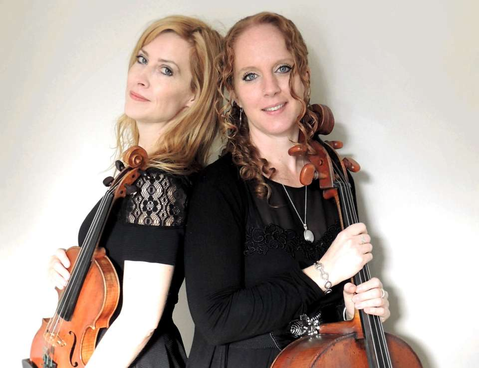 Amabile String Duo Manchester Main