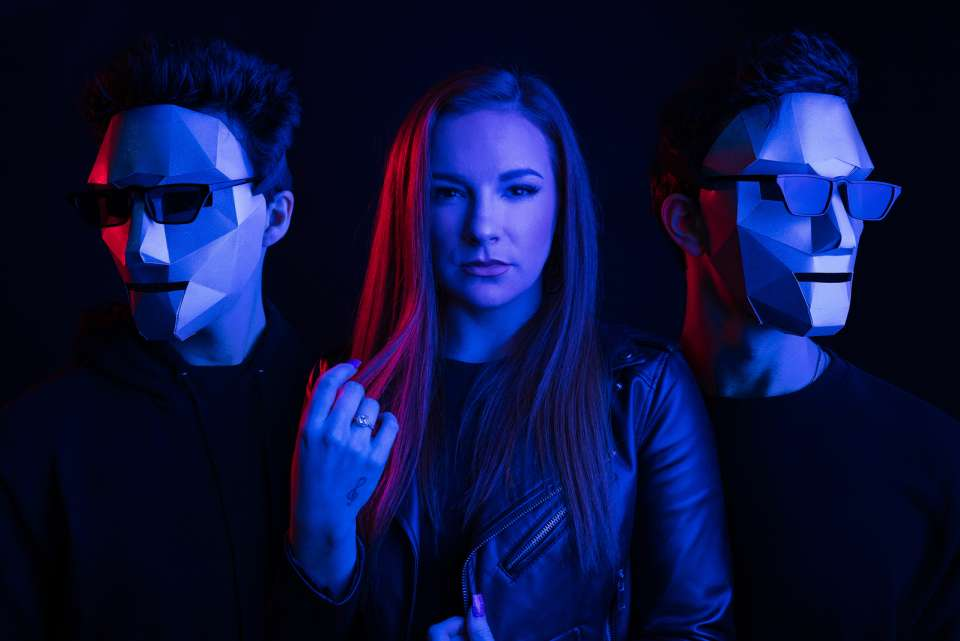 Backlight | London Party Trio For Hire
