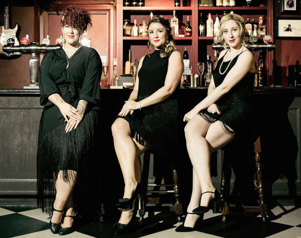 The Bellas | London Vocal Harmony Group For Hire