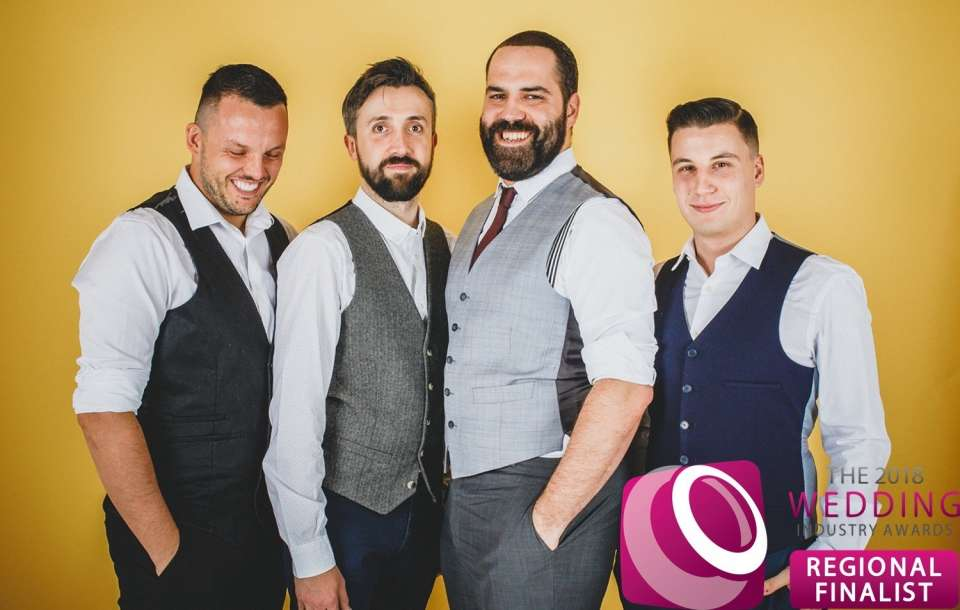 Blue Juice | Brighton Wedding & Party Band For Hire