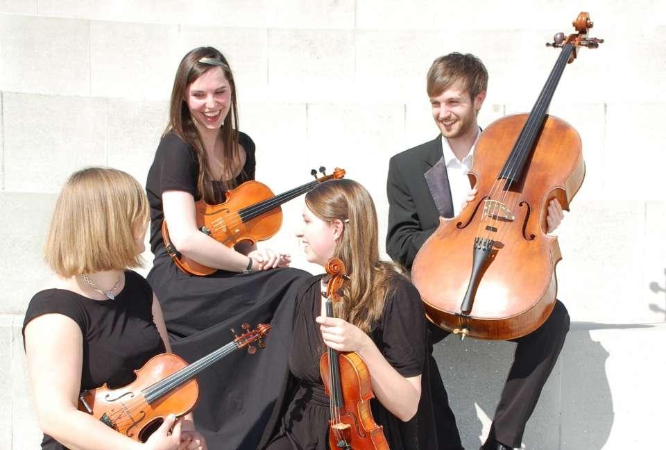 Camelia String Quartet Birmingham Main
