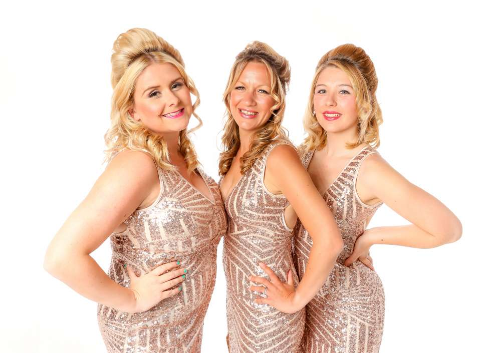 The Cherry Belles | Northamptonshire 1940s Vocal Harmony Group For Hire