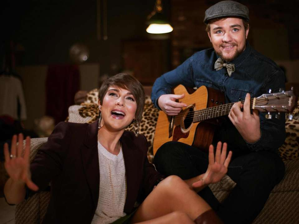 Cherry Hill Acoustic Wedding Duo Manchester Main