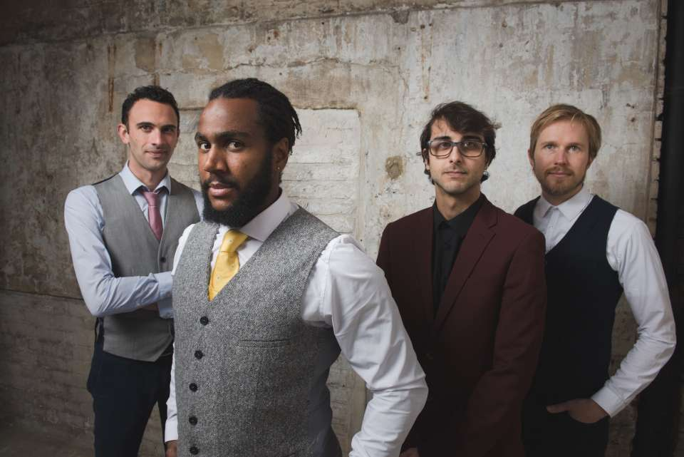Cinco Magic | London Soul Function Band For Hire