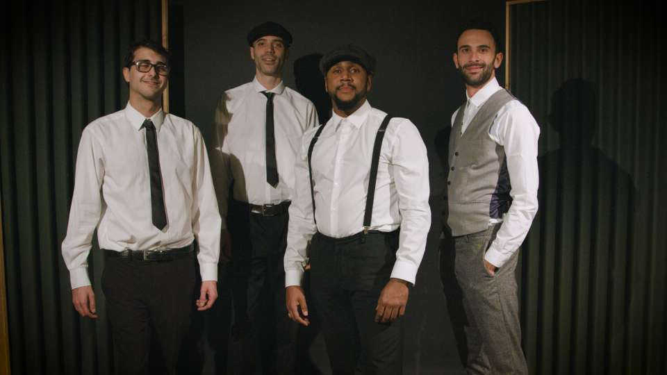 Cinco Magic London Wedding Band10