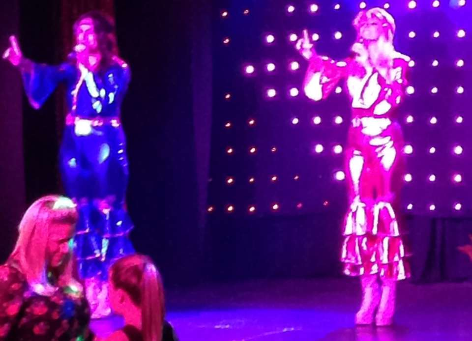Dancing Queens Abba Tribute West Midlands 7