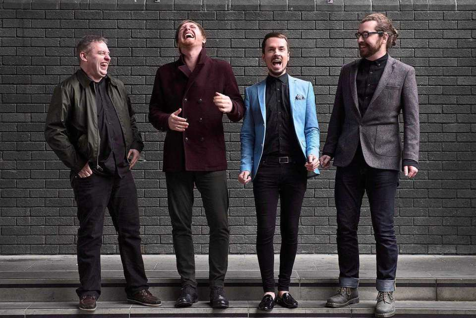 Different Lights | Liverpool Wedding & Party Band For Hire