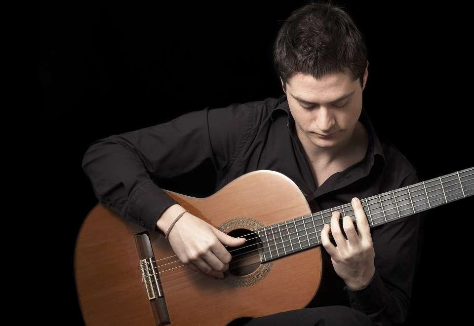 Dimitri Classical Guitarist Main