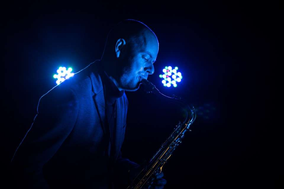 Ed Sax | London Solo Saxophonist For Hire
