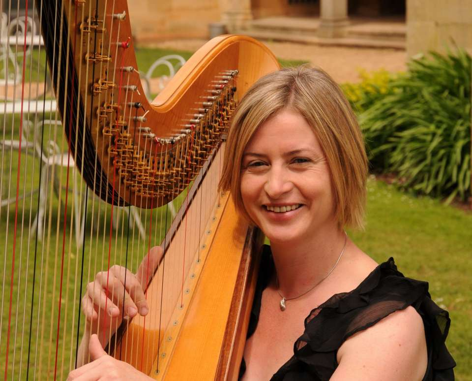 Emily M | Bristol Harpist For Hire