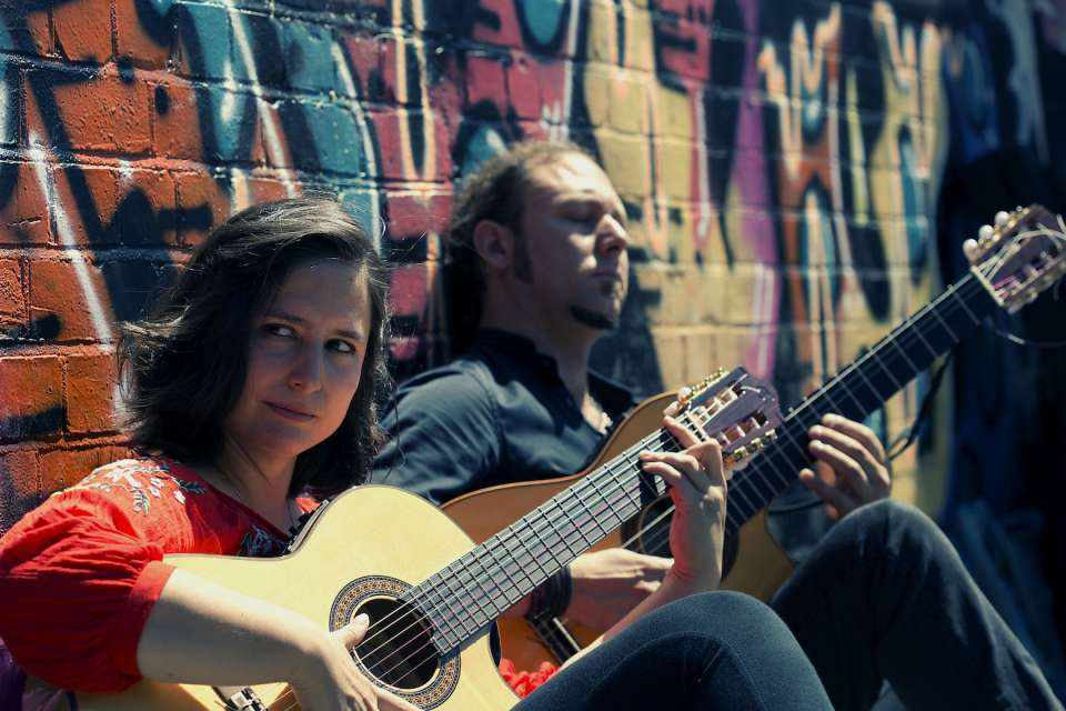 Flamenco Fire | London Acoustic Guitar Duo For Hire