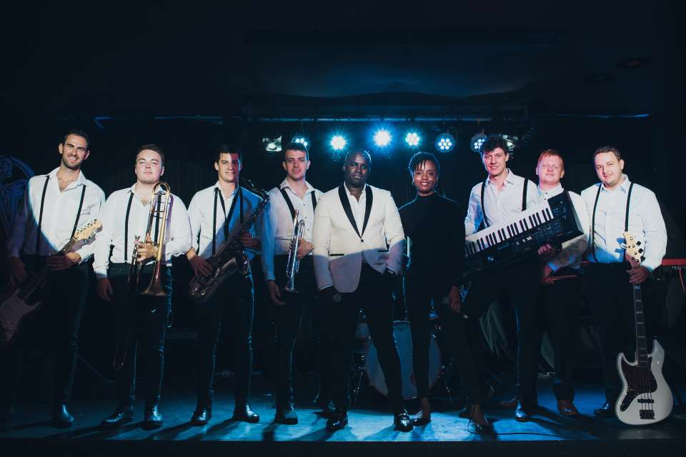 Groove capital london function band