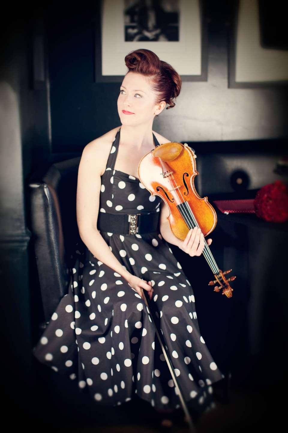 Heyday Vintage String Quartet Lancashire 3