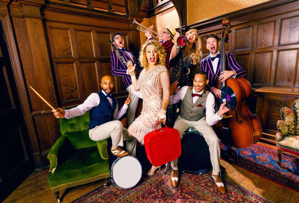 Hipshakers | London Postmodern Jukebox Band For Hire