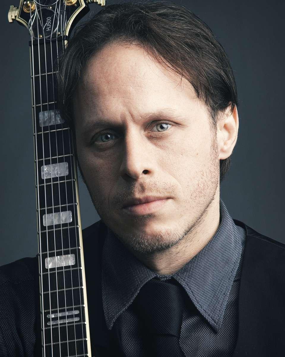 Jeff Classical Guitarist London