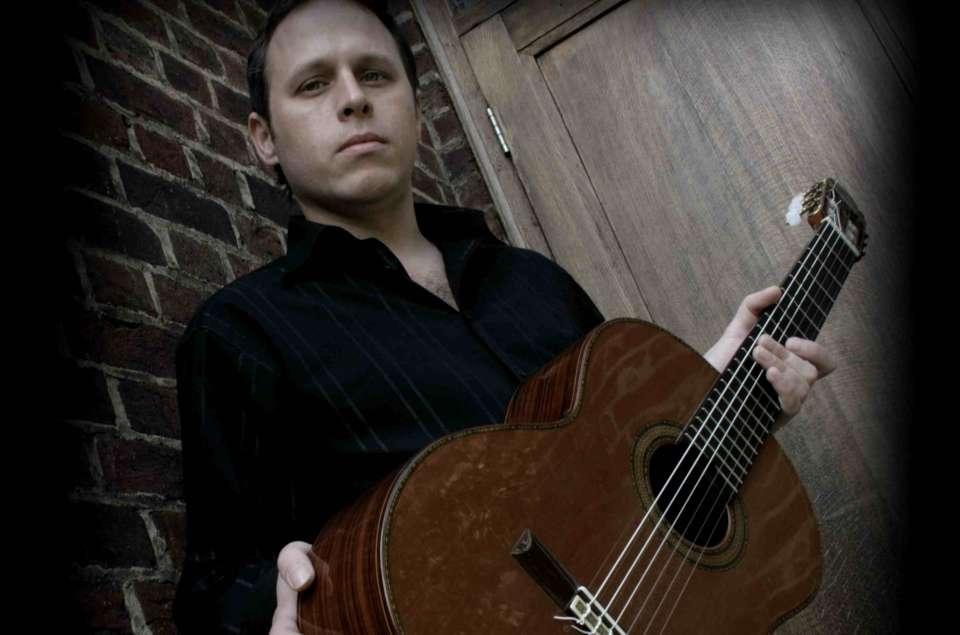 Jeff Classical Guitarist London Main