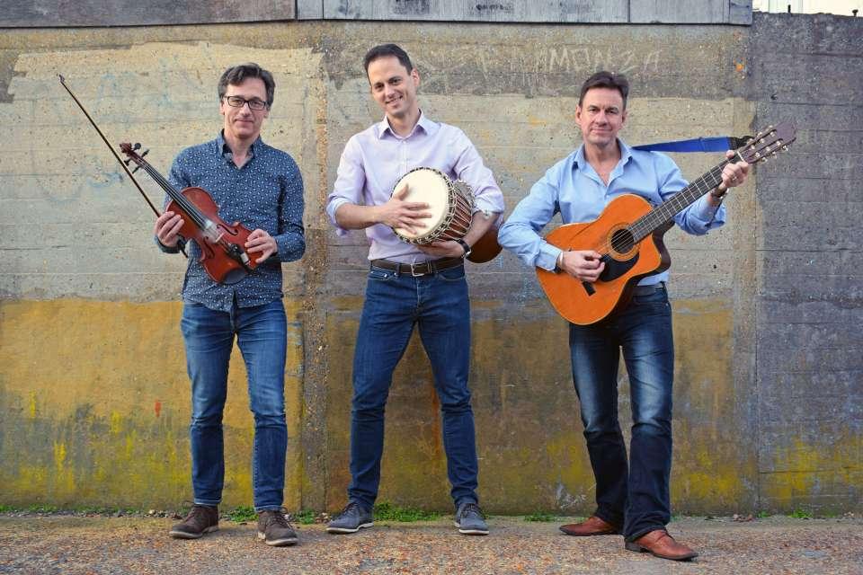 Jolange Ceilidh Band Main