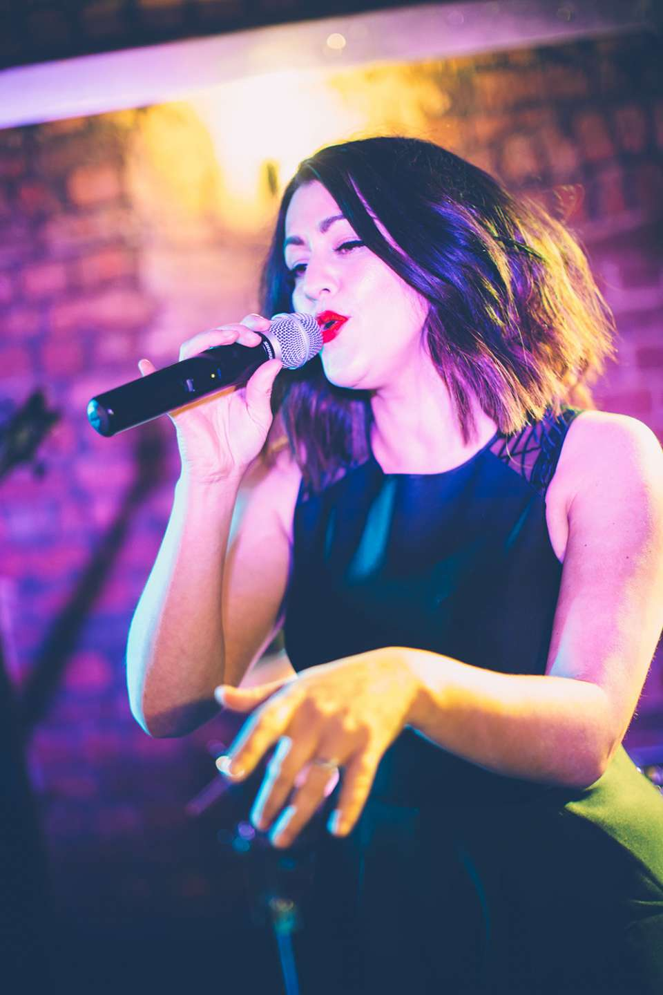 Maria Singer Live Gallery