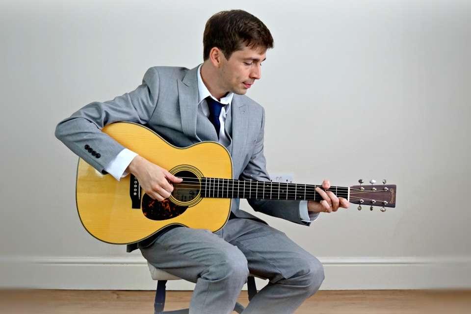 Mark Guitar Vocals Main