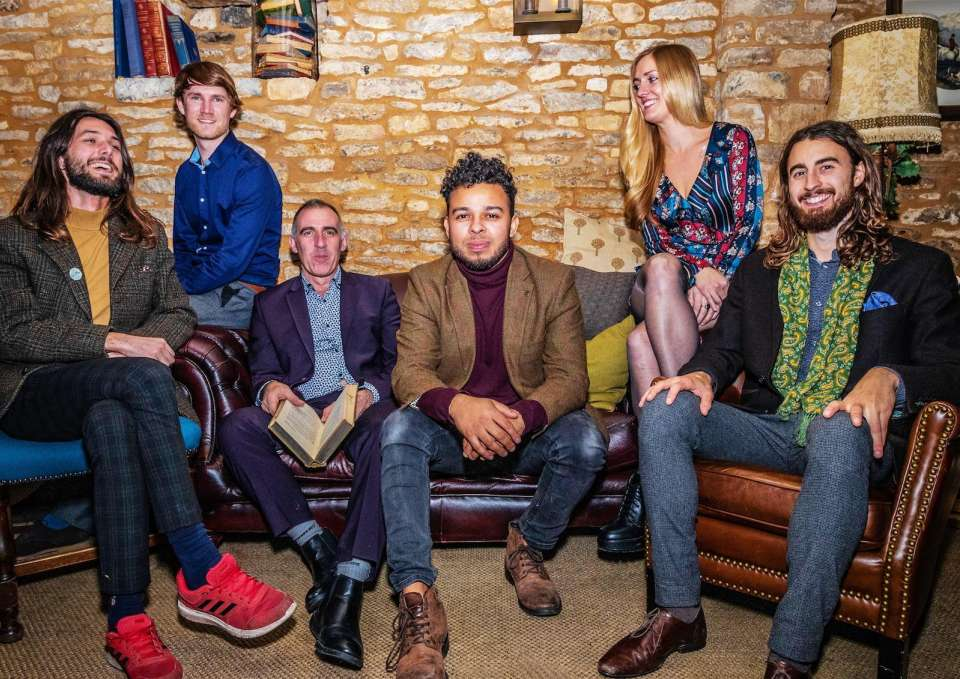 Mash It Up | Wiltshire Funk Soul Function Band For Hire