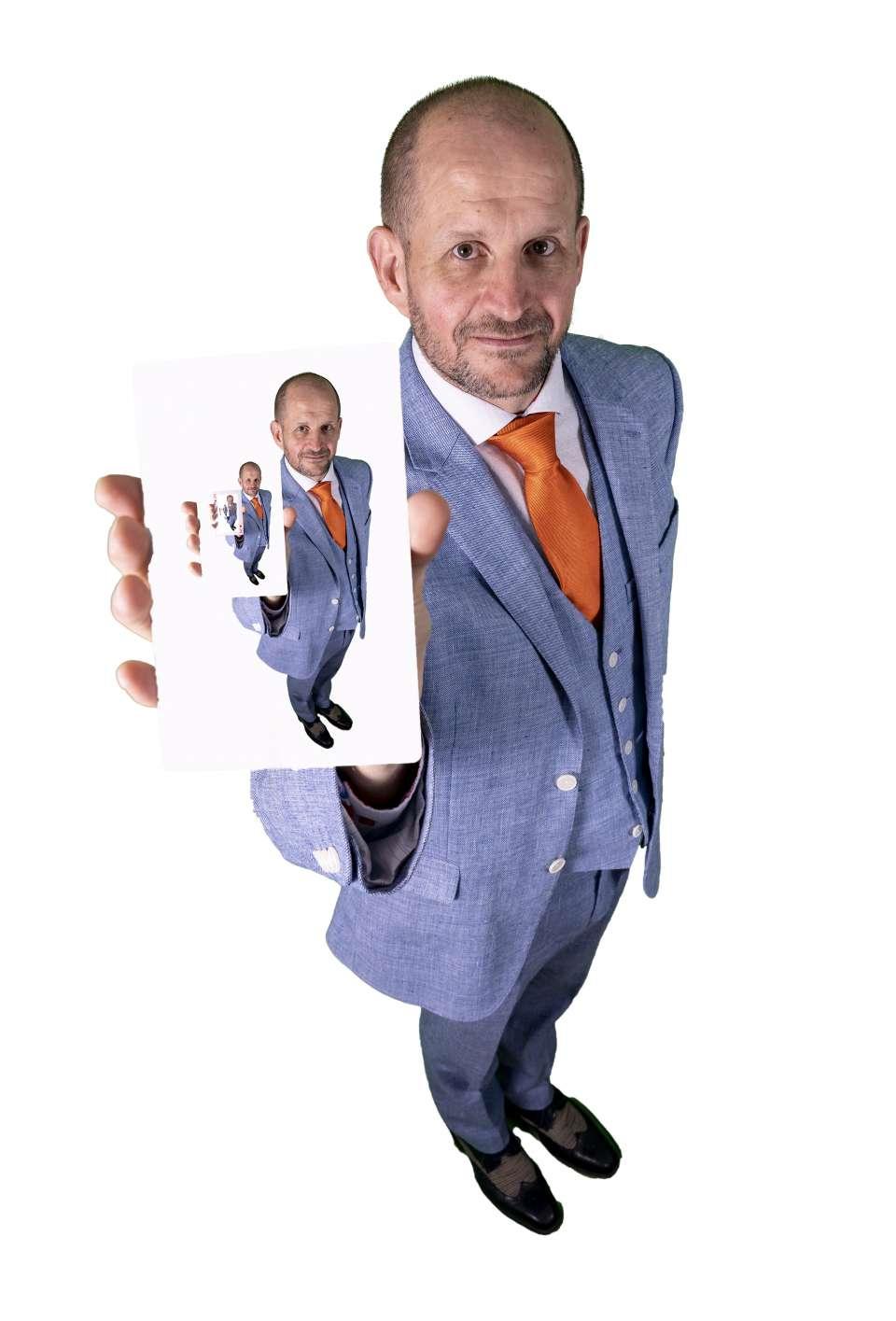 Matt williamson magician cheshire