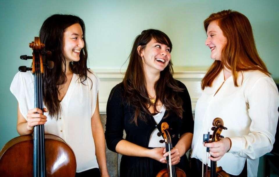 Onyx String Trio & Quartet | London String Quartet For Hire